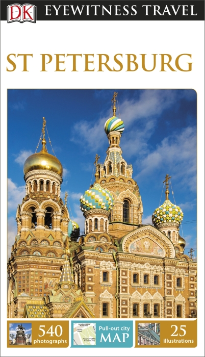 Eyewitness Travel Guides St Petersburg